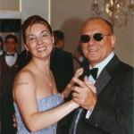 El Maestro Livi y Betina, su esposa