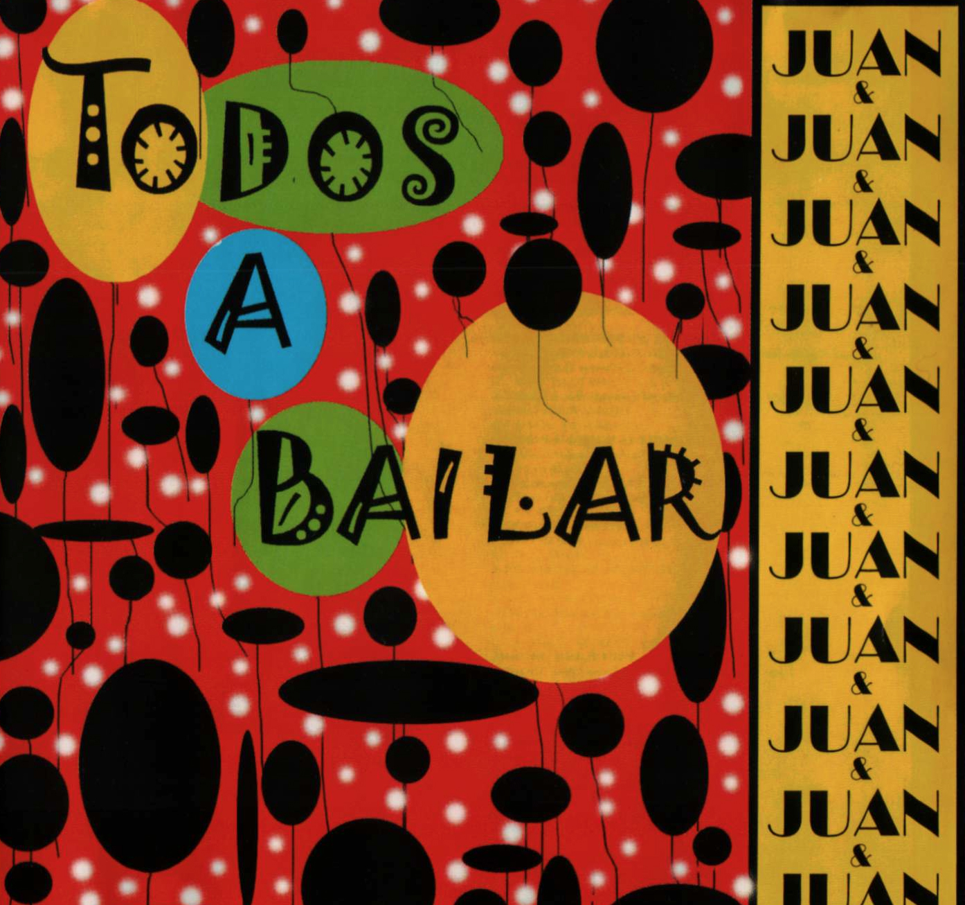 JUAN & JUAN _TODOS A BAILAR_