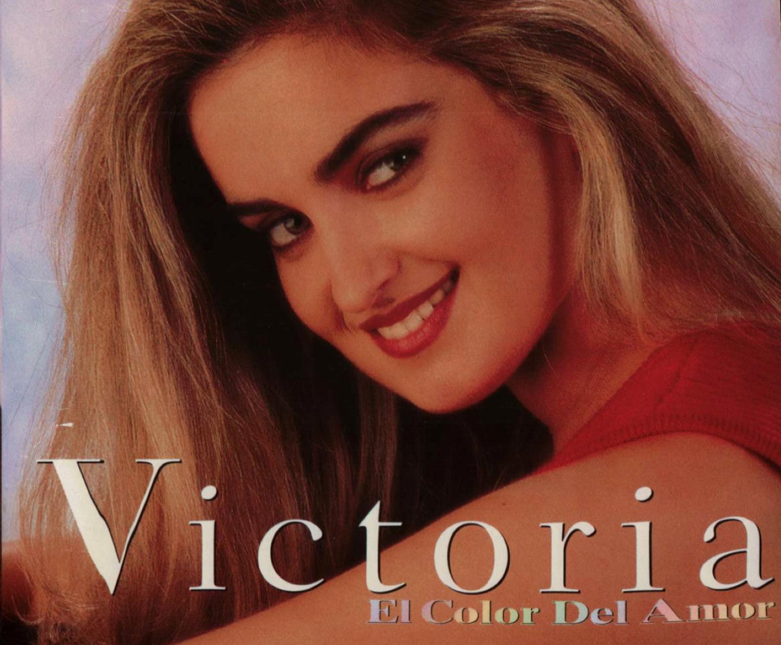 VICTORIA _ EL COLOR DEL AMOR_